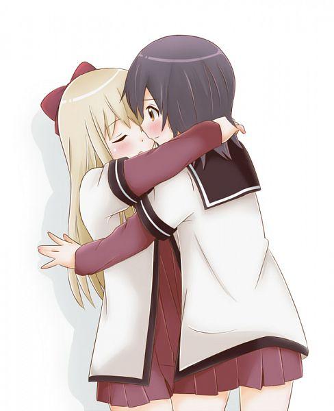 Tags: Anime, Maka (Hyougenbu), Yuru Yuri, Funami Yui, Toshinou Kyouko
