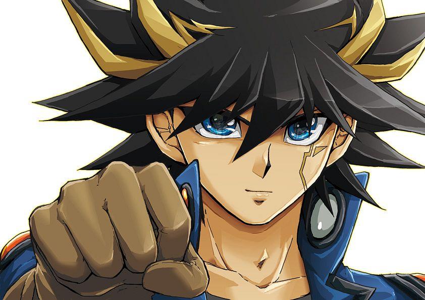 Tags: Anime, Siodome Jct, Yu-Gi-Oh! 5D's, Yu-Gi-Oh!, Yusei Fudo, Pixiv, Fanart From Pixiv, Fanart