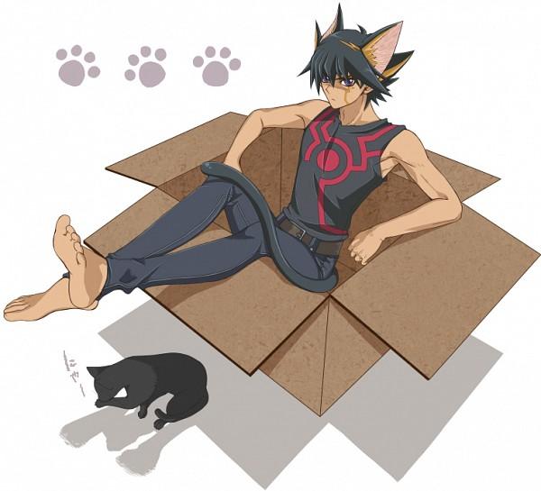 Tags: Anime, Nikami Yukitaka, Yu-Gi-Oh! 5D's, Yu-Gi-Oh!, Yusei Fudo, >:(