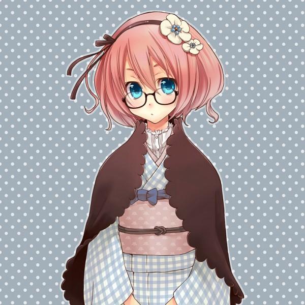 Tags: Anime, Yutaka (Pixiv124329), Shawl, Pixiv, Original
