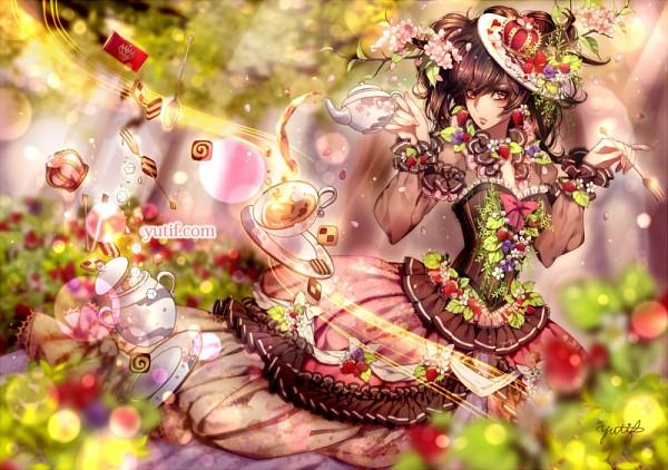 Tags: Anime, Yutifa*47, Pixiv