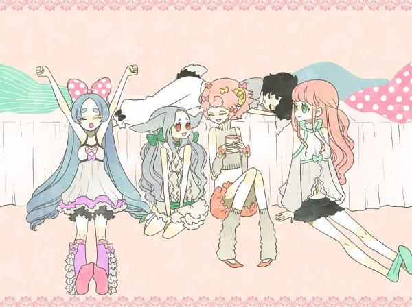 Tags: Anime, Yuu (Pixiv54985), Spotted Bow, Original, Pixiv