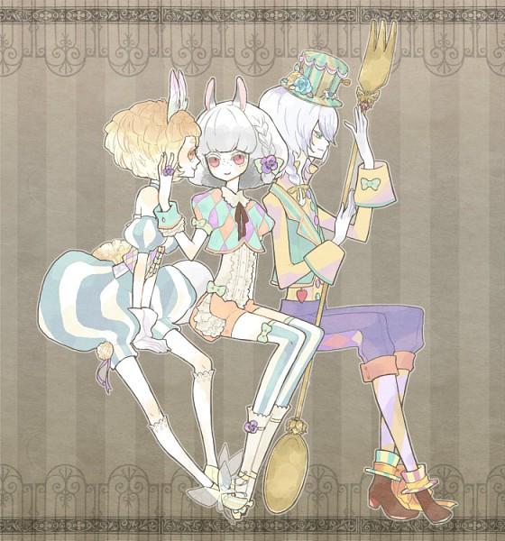 Tags: Anime, Yuu (Pixiv54985), Puffy Shorts, Pixiv, Original