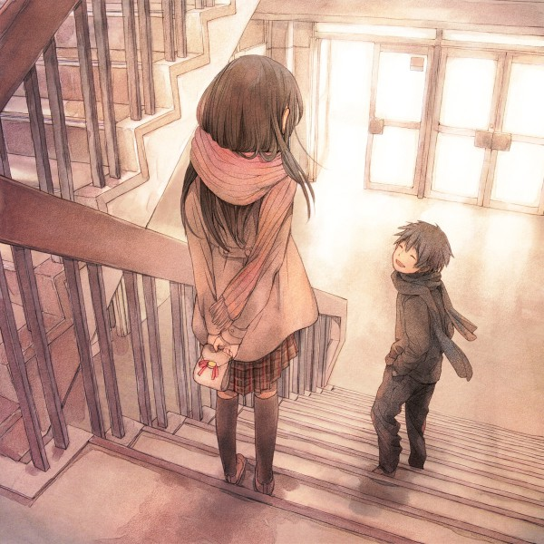 Tags: Anime, Yuu (Plasm), Pixiv, Original
