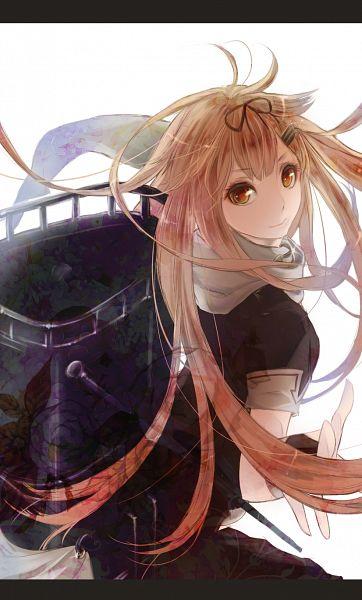 Tags: Anime, Natsu Kichi, Kantai Collection, Yuudachi (Kantai Collection), Fanart From Pixiv, Pixiv, Fanart