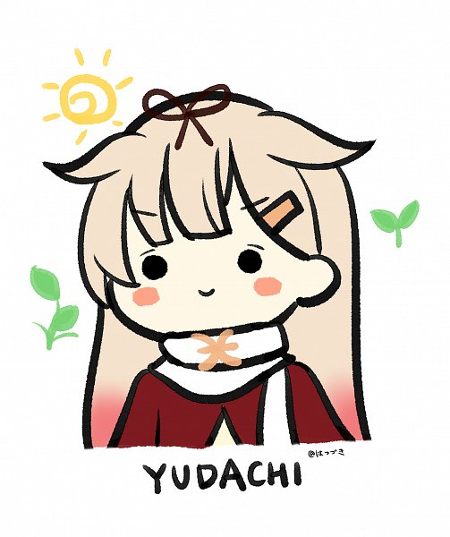Tags: Anime, Pixiv Id 15583261, Kantai Collection, Yuudachi (Kantai Collection)