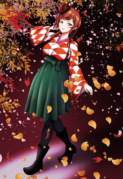 Tags: Anime, Pixiv Id 13366614, Zombieland Saga, Yuugiri (Zombieland Saga)