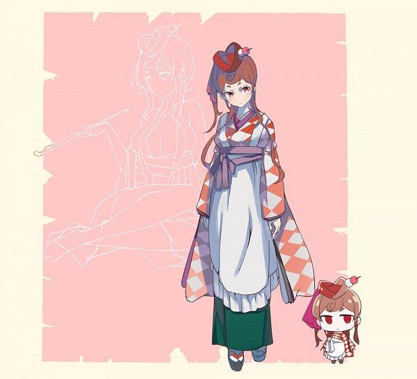 Tags: Anime, Pixiv Id 3410615, Zombieland Saga, Yuugiri (Zombieland Saga)