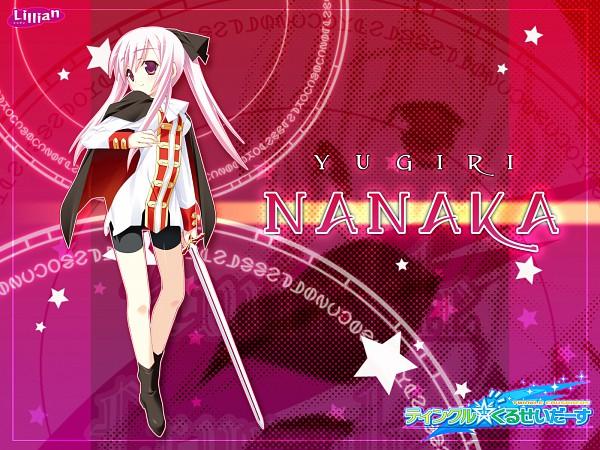 Tags: Anime, Kannagi Rei, Lillian (Studio), Twinkle☆Crusaders, Yuugiri Nanaka, Wallpaper