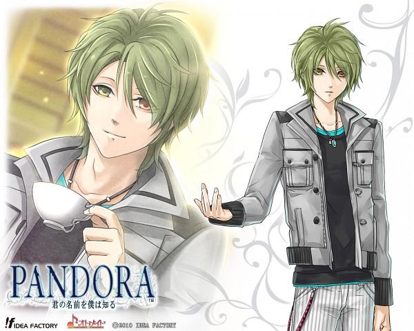 Tags: Anime, Clover.K, Pandora, Yuuki Beresford, Official Wallpaper, Wallpaper, Official Art