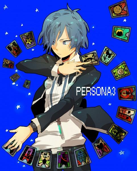 Tags: Anime, Kemekoco, Shin Megami Tensei: PERSONA 3, Yuuki Makoto (PERSONA 3)
