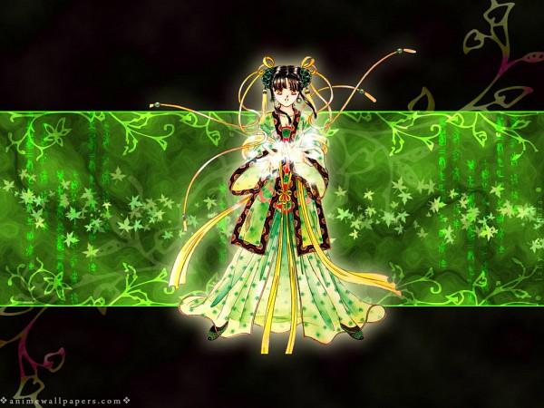 Tags: Anime, Watase Yuu, Fushigi Yuugi, Yuuki Miaka, Wallpaper