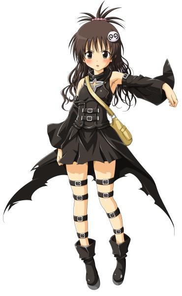 Tags: Anime, Toshi5765, To LOVE-Ru, Yuuki Mikan, Pixiv, Fanart