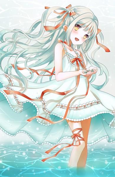Tags: Anime, Yuuki Rika, Pixiv, Original, Mobile Wallpaper