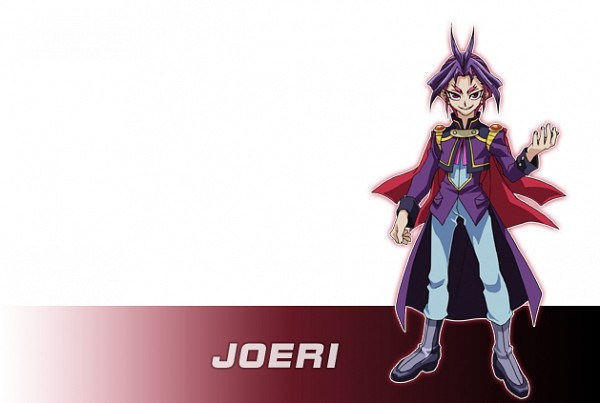Yuuri (Yu-Gi-Oh! ARC-V) (Joeri) - Yu-Gi-Oh! ARC-V
