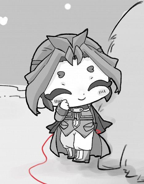 Tags: Anime, Yu-Gi-Oh!, Yu-Gi-Oh! ARC-V, Yuuri (Yu-Gi-Oh! ARC-V), Twitter, Fanart, Joeri