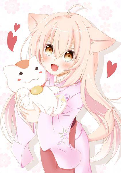Tags: Anime, Pixiv Id 9331650, Konohana Kitan, Yuzu (Konohana Kitan)