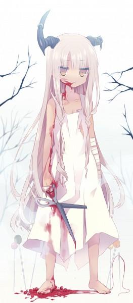 Tags: Anime, Yuzuki Gao, Original, Pixiv