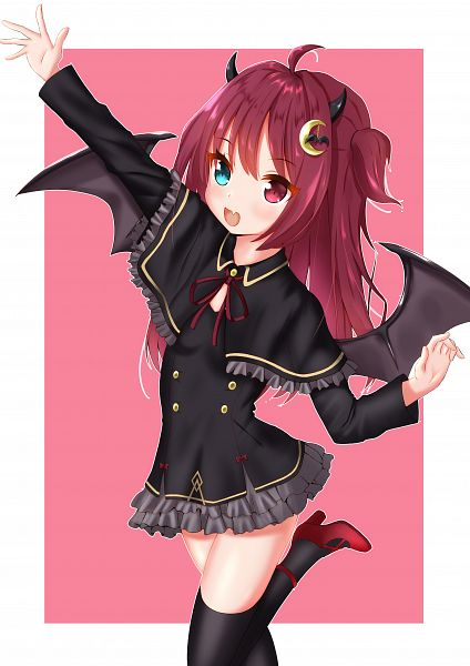 Tags: Anime, Pixiv Id 9387380, Yuzuki Roa (Channel), Nijisanji, Yuzuki Roa