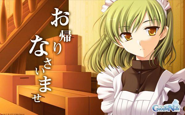 Tags: Anime, Odawara Hakone, Applique, Concerto Note, Yuzuki Sayori, Wallpaper, Official Art, Official Wallpaper