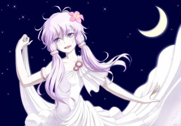 Tags: Anime, Pixiv Id 3328449, Voiceroid, VOCALOID, Yuzuki Yukari