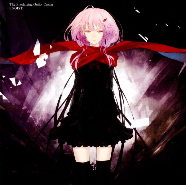 Tags: Anime, redjuice, Supercell, GUILTY CROWN, Yuzuriha Inori, EGOIST, CD (Source)