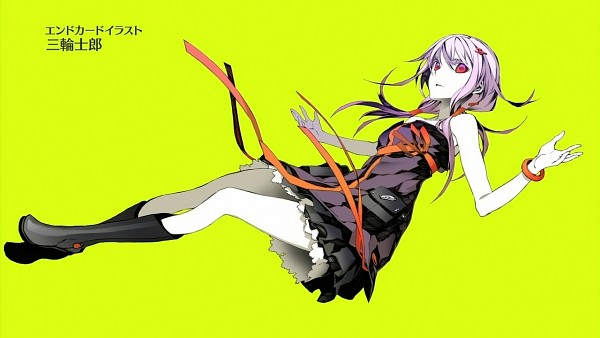 Tags: Anime, Miwa Shirow, GUILTY CROWN, Yuzuriha Inori, PNG Conversion, End Cards, GUILTY CROWN - End Cards, Screenshot, Wallpaper, Facebook Cover, Small Screenshot
