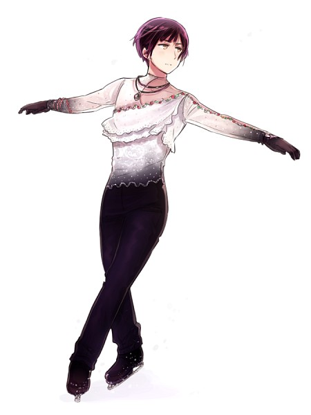 Yuzuru Hanyu (Cosplay) - Yuzuru Hanyu