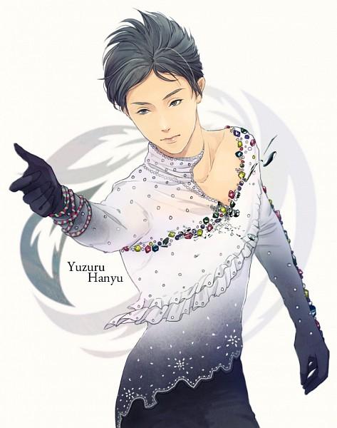 Tags: Anime, Raitichi, Yuzuru Hanyu, Ice Skating, Figure Skating, Fanart From Pixiv, Olympics, Fanart, Pixiv