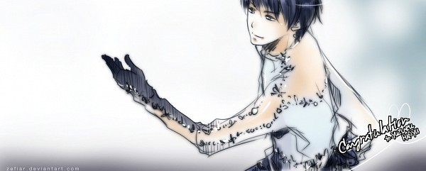 Tags: Anime, Yuzuru Hanyu, Fanart, deviantART