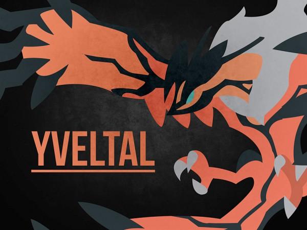 Tags: Anime, Pokémon, Yveltal, Black, Legendary Pokémon