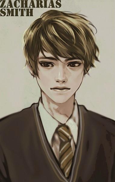 Zacharias Smith - Harry Potter