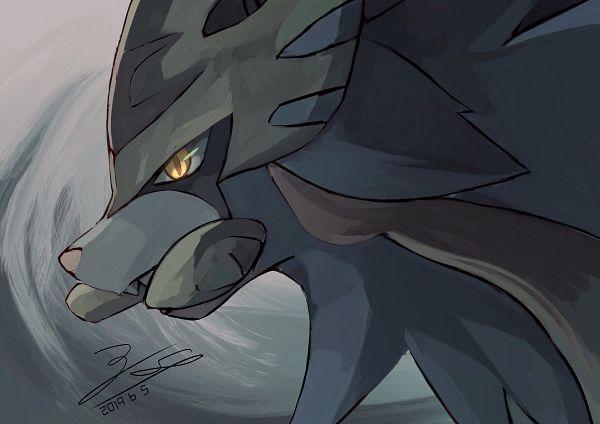 Tags: Anime, Pixiv Id 34635088, Pokémon Sword & Shield, Pokémon, Zacian