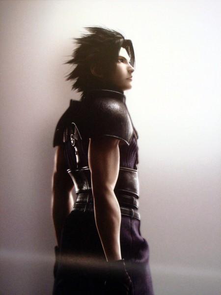 Tags: Anime, Final Fantasy VII, Zack Fair