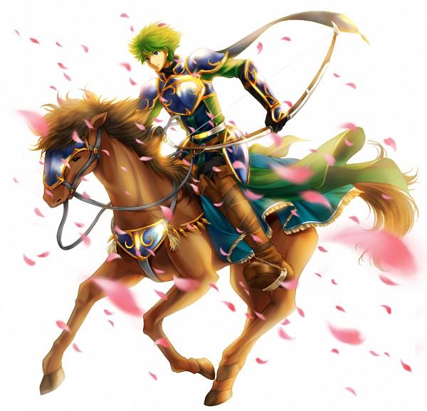 Zagaro (Fire Emblem) (Sedgar (fire Emblem)) - Fire Emblem: Monshou no Nazo