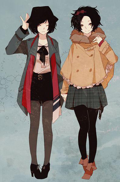 Tags: Anime, Zakka, Mobile Wallpaper, PNG Conversion, Pixiv, Original