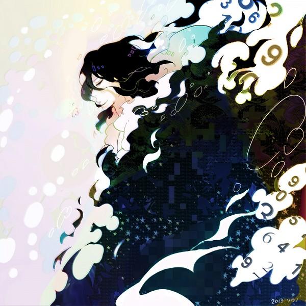 Tags: Anime, Souno Kazuki, BLEACH, Zangetsu, Zanpakutou, PNG Conversion, Fanart, Pixiv, Fanart From Pixiv