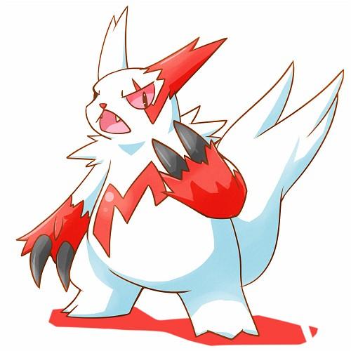 Zangoose - Pokémon
