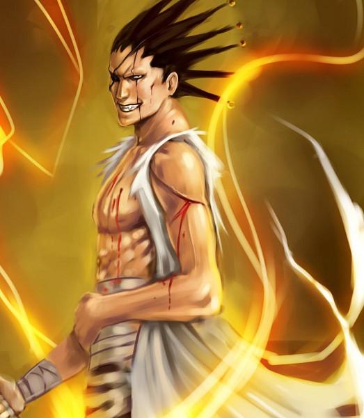 Tags: Anime, BLEACH, Zaraki Kenpachi, 11th Squad, Gotei 13