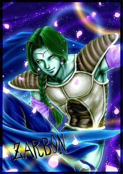 Zarbon - DRAGON BALL