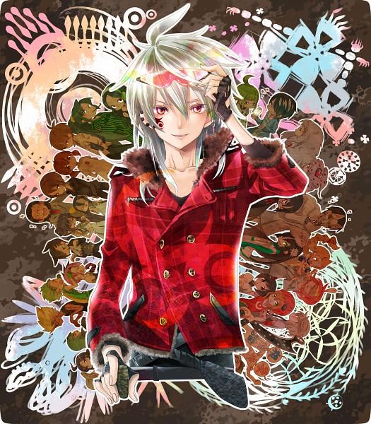 Tags: Anime, Hii101, Zaregoto Series, Zerozaki Hitoshiki, Zerozaki Maiori, Boku (Zaregoto), Aikawa Jun, Zerozaki Magashiki, Kunagisa Tomo, Pixiv, Fanart, Character Request