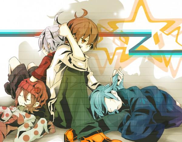 Tags: Anime, Kuusouryodan, Zaregoto Series, Zerozaki Maiori, Boku (Zaregoto), Kunagisa Tomo, Zerozaki Hitoshiki, Pixiv