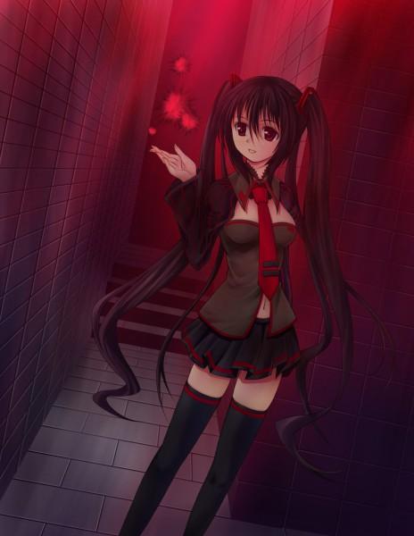 Tags: Anime, Iroha (Unyun), VOCALOID, Zatsune Miku