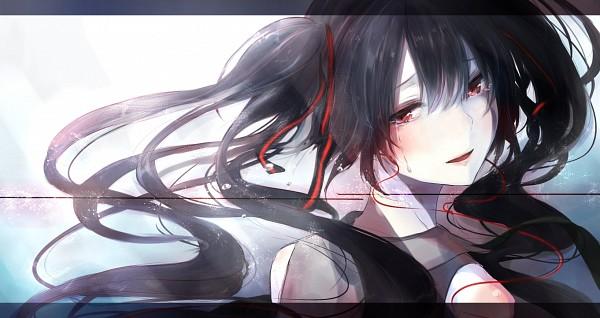 Tags: Anime, Yuu-rin, VOCALOID, Zatsune Miku, Fanart, Fanart From Pixiv, Pixiv, Facebook Cover