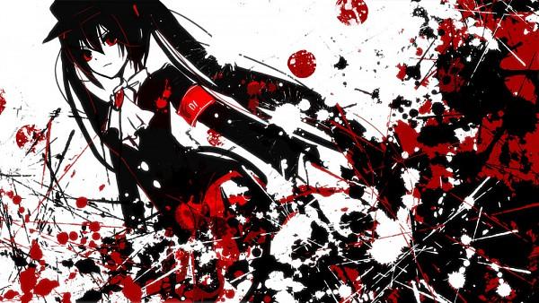 Tags: Anime, Sazanami Shione, VOCALOID, Zatsune Miku, Hatsune Miku, Slender, Basic Colors, Fanart, Facebook Cover, Pixiv, Fanart From Pixiv