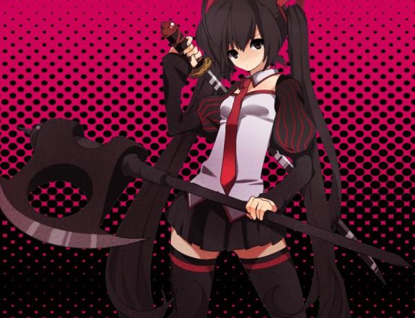 Tags: Anime, VOCALOID, Zatsune Miku