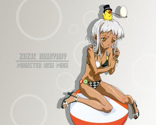 Tags: Anime, Mahou Sensei Negima!, Zazie Rainyday