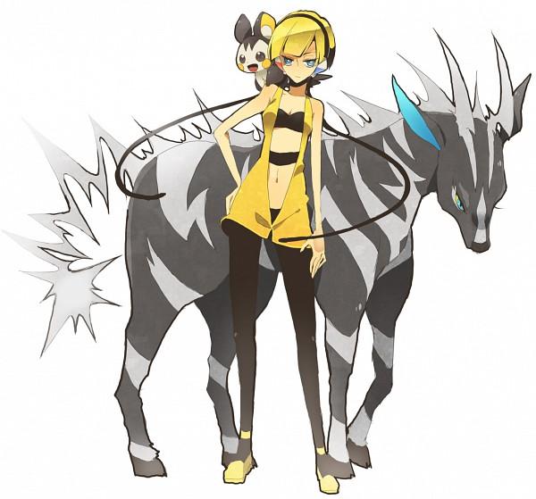 Zebstrika - Pokémon
