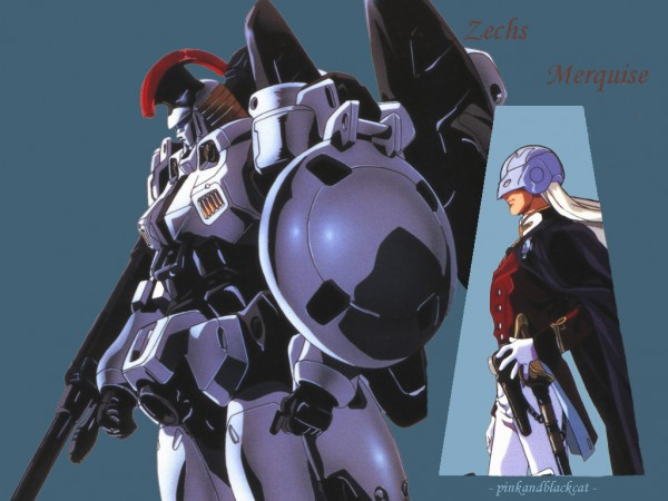 Tags: Anime, Mobile Suit Gundam Wing, Zechs Merquise, Oz-00ms Tallgeese, Wallpaper