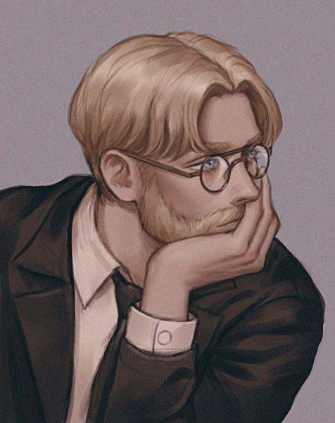Tags: Anime, Bearbrickjia, Attack on Titan, Zeke Yeager, Fanart, After Shiganshina